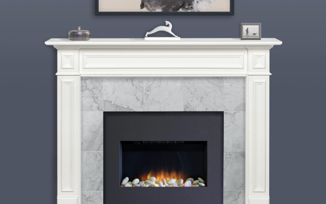 Accessorize your Fireplace with the Perfect Mantel